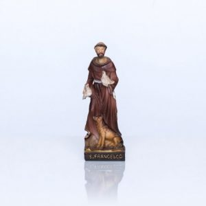 Statue - ST. FRANCIS VON ASSISI - 12